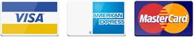 Visa | American Express | MasterCard